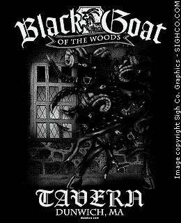 Black Goat of the Woods Tavern