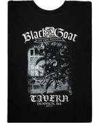 Black Goat of the Woods Tavern shirt