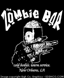 The Zombie Bar