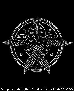 Seraphim hoody