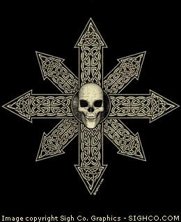 Celtic Chaos hoody