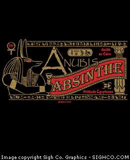 Anubis Absinthe
