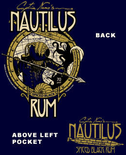 Nautilus Rum work shirt