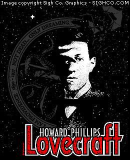 H.P. Lovecraft - still dreaming