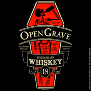 Open Grave Whiskey