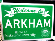 Welcome to Arkham (SIGN)