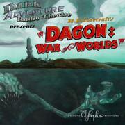 Dagon: War of Worlds radio play (CD)