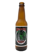Dagon Stout reusable vinyl beer bottle labels