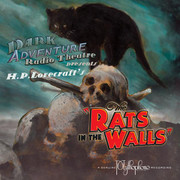 The Rats in the Walls - Dark Adventure Radio Theatre (CD)