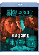 H. P. Lovecraft Film Festival Best of 2018 Collection (BluRay)