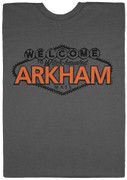 Welcome to Arkham vintage sign shirt