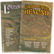 Challenge From Beyond 2019 and Lovecraftian Micro Fiction Vol 5
