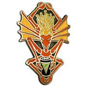 Cthulhu Mythos - Migo enamel pin