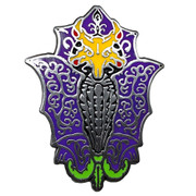 Cthulhu Mythos - Elder Thing enamel pin