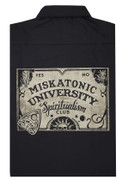 Miskatonic University Spiritualism Club Work Shirt