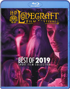 H. P. Lovecraft Film Festival Best of 2019 Collection Bluray - limited edition