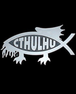 Cthulhu Fish