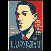 H.P. Lovecraft Obama Film Festival Poster 2008