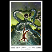 Shadow Out of Time Lee Moyer poster