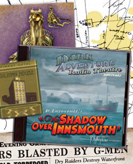 The Shadow Over Innsmouth (Audio CD)