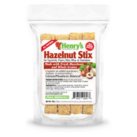 Hazelnut Stix Treat for small animals