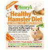Henry's Healthy Hamster Diet front label