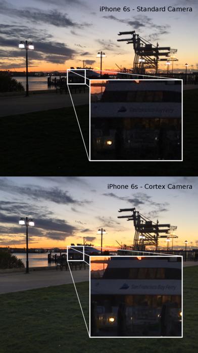 Cortex Camera App