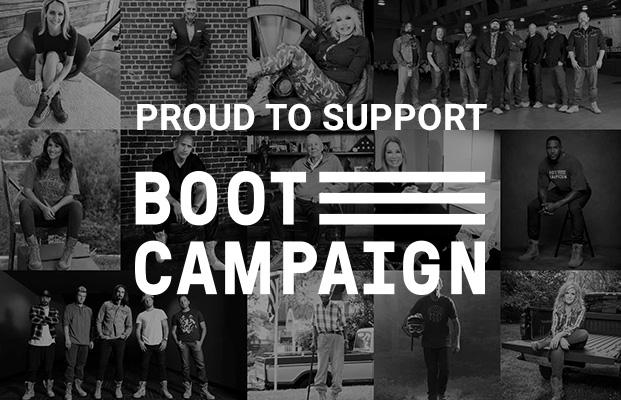 Boot Campaign