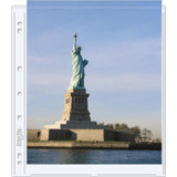 """Print File 811-2P Archival Storage Page for 2 Prints- 8.5 x 11"""", 25-Pack"""