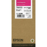 Epson HDR Ink 4900 Printer - Vivid Magenta (200ml)