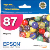 Epson 87 Ink Cartridge- Magenta