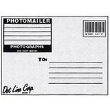 "Dot Line Photo Mailer- 11 x 14"""