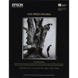 """Epson Hot Press Natural Paper- 8.5 x 11"""", 25 Sheets"""