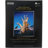 "Epson Ultra Premium Photo Paper Luster- 8.5""x11"", 250 Sheets"
