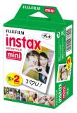 FUJIFILM INSTAX Mini Instant Film- 20 Exposures