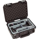 SKB iSeries 1510-6 Waterproof Case- Think Tank Designed Photo Dividers