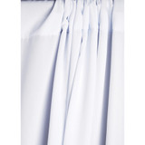 Savage Wrinkle-Resistant Polyester Background- White, 5x9'