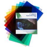 """Rosco Cinegel Digital After Dark Filter Kit- 12 x 12"""""""