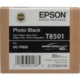 Epson T850 UltraChrome HD Ink- Photo Black
