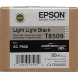 Epson T850 UltraChrome HD Ink- Light Light Black
