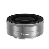 Canon EF-M 22mm f/2 STM (Silver)