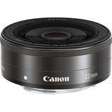 Canon EF-M 22mm f/2 STM Lens *Special Order Only*