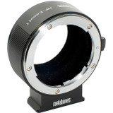 Metabones Nikon F Lens to Sony E-Mount Camera T Adapter II- Black