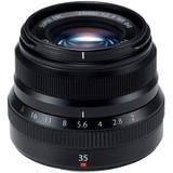 Fuji XF 35mm f/2.0 R WR Lens- Black