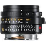 Leica 35mm f/2.0 Summicron-M ASPH Lens- Black