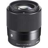 Sigma 30mm f/1.4 DC DN Contemporary Lens for Micro Four Thirds