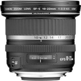 Canon EF-S 10-22mm f/3.5-4.5 Wide Angle Lens