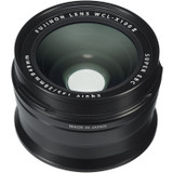 Fuji WCL-X100 II Wide Conversion Lens- Black