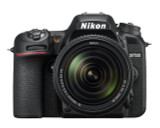 Nikon D7500 DSLR Camera with 18-140mm VR Lens