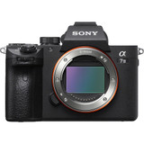 Sony a7 III Body Only Full Frame MIrrorless Camera- Front